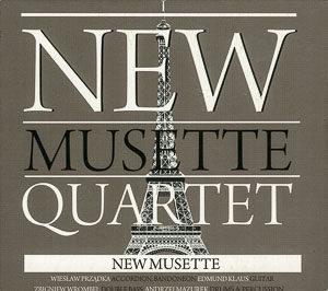 2011 - New Musette Quartet - New Musette_1
