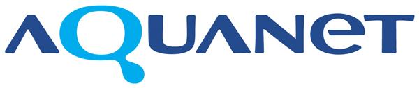 Aquanet Logotyp