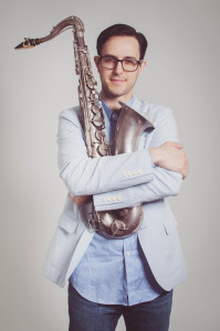 Lucas Pino - photo by Lauren Desberg
