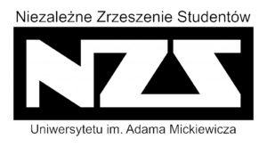 Nowe logo NZS UAM bitmapa