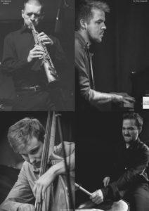 Przemysław Chmiel Quartet - Zdjęcie zespołowe