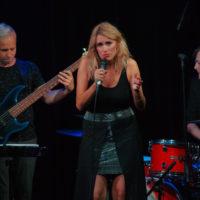 Maria Antkowiak i trio Jacka Szwaja
