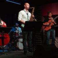 Jakub Paulski Quartet (jakub Paulski, Adam Bławucki, Rafał Różalski, Peter Somos)