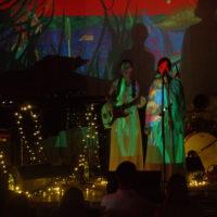 Smutne Piosenki i Rozalia Las: Dziki ogród
