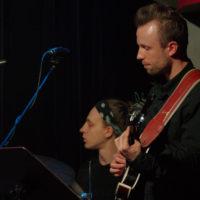 Dawid Tokłowicz Quartet and Felix Robin
