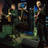 Dawid Tokłowicz Quartet