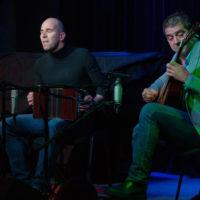 Mario Stefano Pietrodarchi – bandoneon, Luca Lucini – gitara