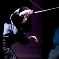 Samurai Sword Artist KAMUI + Mika Kobayashi